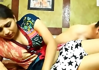 Indian Maid Seduced Softcore