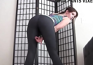 I will jerk you off after my yoga class JOI