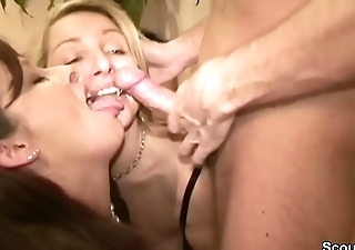 German Hot Big Tit MILF in Best Cumshot Compilation