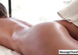 Room Charge My Rubdown with Jaye Summers free clip-02 from Fantasy Massage