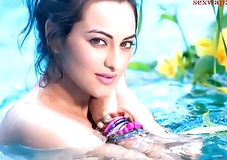 viral bath video sonakshi sinha 2017 of instagram (sexwap24.com)