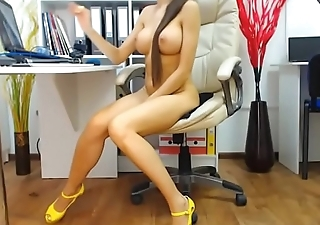 Sexy girl webcam orgasm high heels