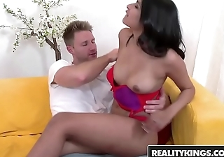 RealityKings - 8th Street Latinas - ( Levi Cash, Miya Stone) - Lady In Red