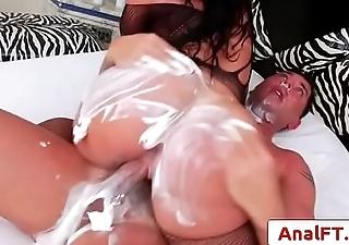 Monica Santhiago And Jazz Cream tube vid-06 from Anal Acrobats