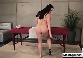 Undercover Expose with Lena Paul and Angela White free clip-01 from Fantasy Massage